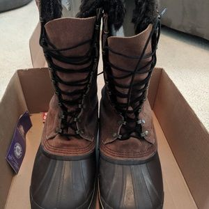 New with box Sorel of Canada men's winter boots